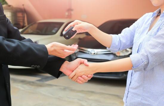 車の個人売買